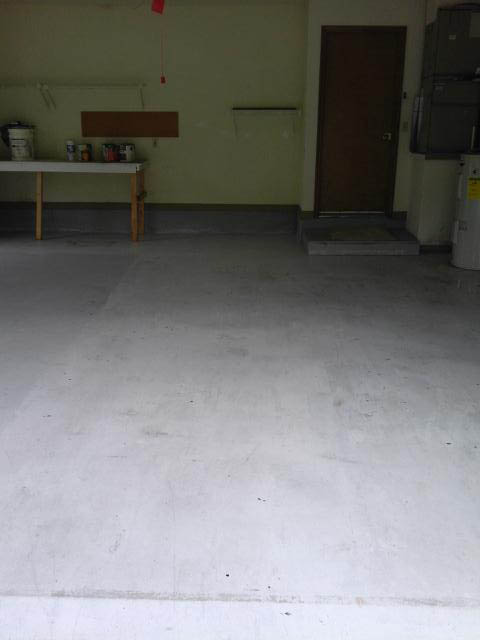Ocala garage floor restoration services for Garage floor maintenance