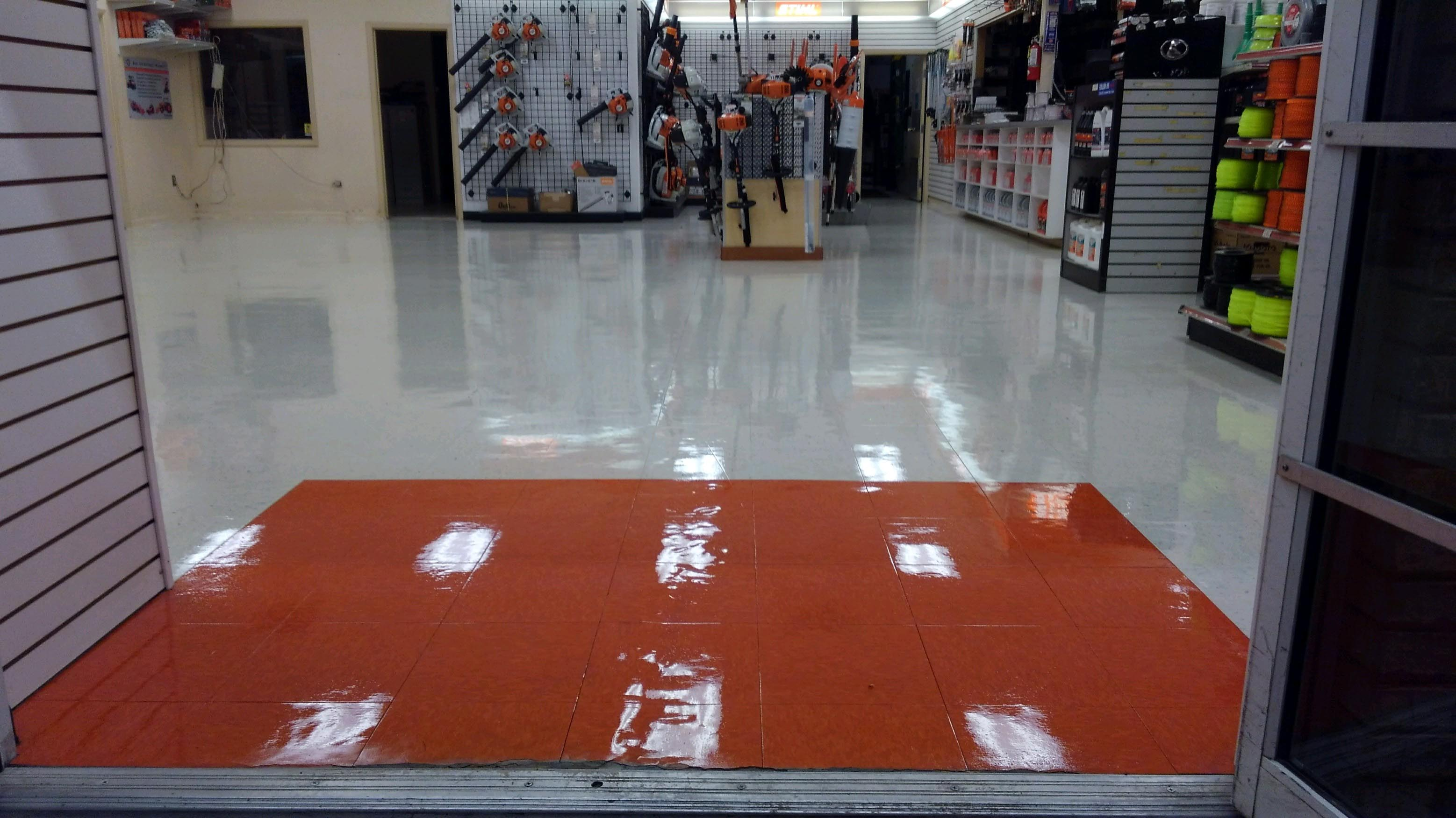 Ocala Vinyl Floor Cleaning Stripping And Waxing Services
