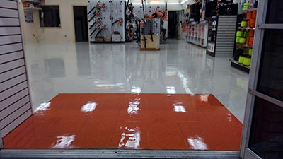 Ocala Vinyl Floor Stripping & Waxing